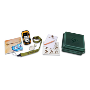 eTrex® 10 Geocaching Kit